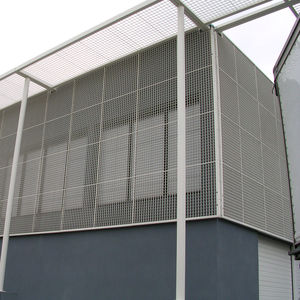 Wire mesh, Metallic mesh - All architecture and design manufacturers ...