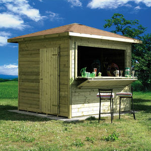Garden Sheds Wooden wooden garden shed - all architecture and design manufacturers