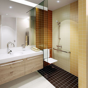 Outdoor Tile / Bathroom / Wall / For Floors