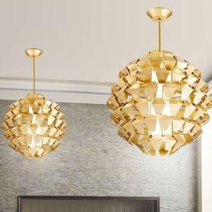 Pendant Lamp / Original Design / Painted Metal / Glass
