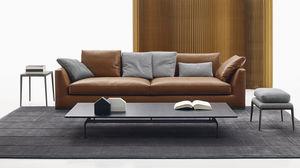 Ledersofa modern  Modular sofa, Sectional sofa - All architecture and design ...