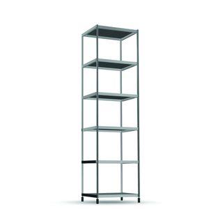 Modular Shelf / Contemporary / Aluminum / Glass Awesome Ideas