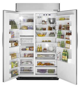 American Refrigerator / Stainless Steel / Built In