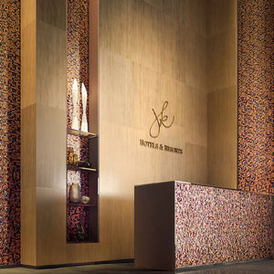 STRUCTURA & Indoor mosaic tile / bathroom / wall / glass - STRUCTURA ...