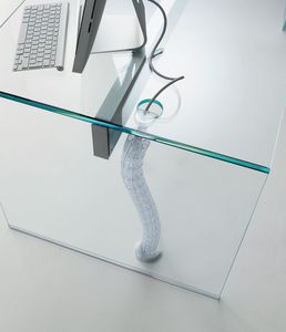 Plastic Cable Protector / For Offices