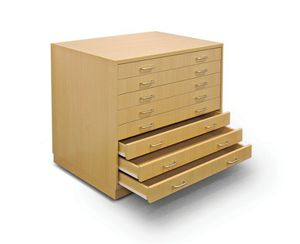 Plan filing cabinet - All architecture and design manufacturers