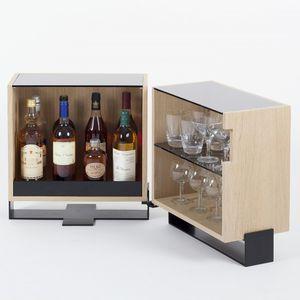 Contemporary mini bar cabinet - All architecture and design ...
