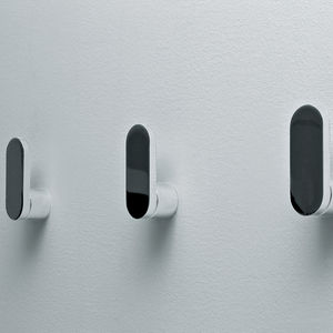 Contemporary Bathroom Hooks bathroom hook - all architecture and design manufacturers - videos