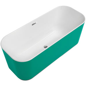 Freestanding Bathtub / Acrylic Resin / Quartz