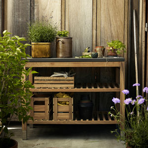 Garden shelves All architecture and design manufacturers