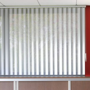 Venetian Blinds Vertical Fabric Commercial