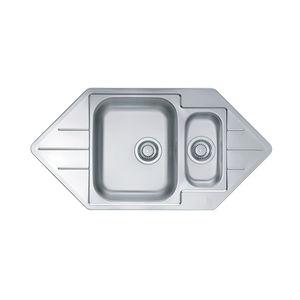 Corner kitchen sinks All architecture and design manufacturers