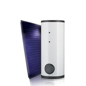 indirect water heater electric solar