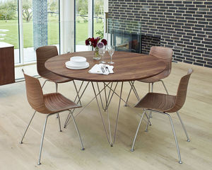 Corian table all architecture and design manufacturers videos contemporary table oak walnut ash watchthetrailerfo