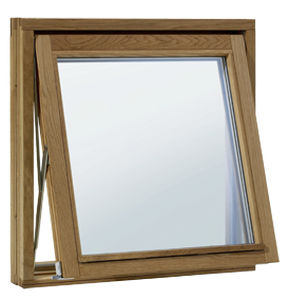 tilting window wooden