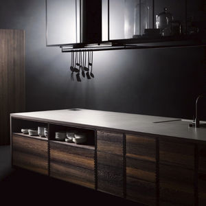 Contemporary Kitchen / Solid Wood / Oak / Walnut