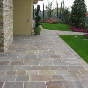 outdoor tile floor porphyry multi color - Multi Colored Tile Floor
