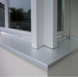 Composite window sill - All architecture and design manufacturers on exterior column material, vinyl window material, exterior table top material, window caulking material, best exterior door material, vinyl screen material, exterior window capping material,