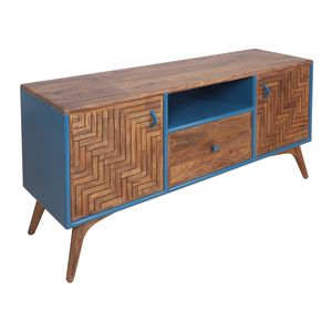 Traditional TV Cabinet / Teak