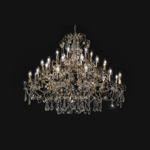 Handmade chandelier all architecture and design manufacturers videos traditional chandelier crystal wrought iron handmade aloadofball Images