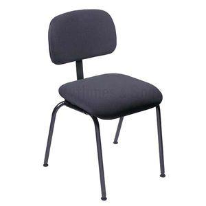 fabric orchestra chair metal adjustable sie 1450n rythmes sons