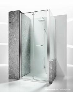 Folding Shower Screen / Corner