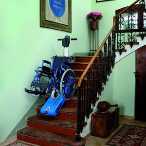 Chair For Stairs chair stair lift - all architecture and design manufacturers - videos