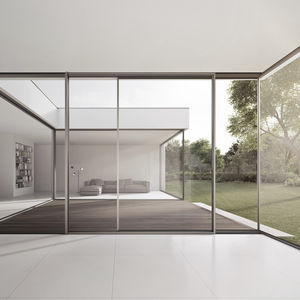 SOLARLUX Aluminum patio doors - All the products on ArchiExpo