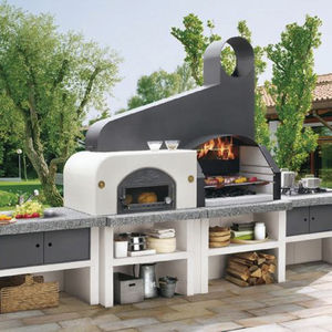 Charcoal barbecue - All architecture and design manufacturers - Videos