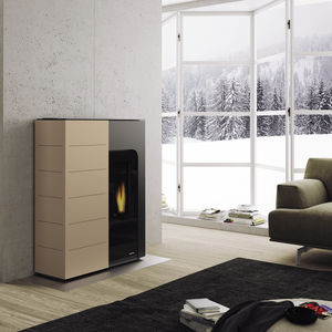 Pellet heating stove - All architecture and design manufacturers ...