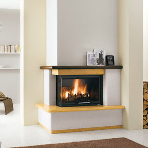 Find all the manufacturers of corner fireplace mantel and contact them directly on ArchiExpo.