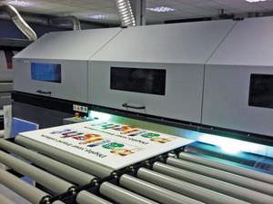 PVC roofing sheet / corrugated - PALRUF® - PALRAM