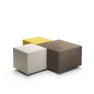 Fabric pouf - All architecture and design manufacturers - Videos