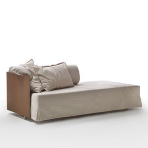 daybed fabric leather indoor - Leather Daybed