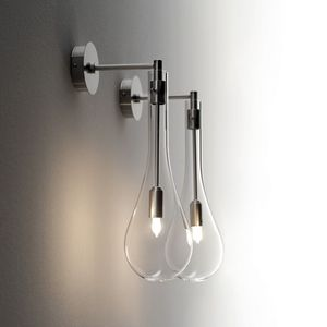 contemporary wall light / bathroom / glass / for mirrors  sc 1 st  ArchiExpo & Mirror wall light - All architecture and design manufacturers - Videos