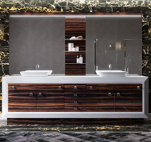 'double washbasin cabinet / free-standing / wooden / steel' from the web at 'http://img.archiexpo.com/images_ae/photo-m2/4678-11942283.jpg'