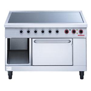 Electric Range Cooker / Vitroceramic / Commercial
