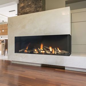 Closed hearth fireplace - All architecture and design manufacturers ...