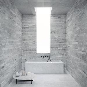 indoor tile wall marble geometric pattern