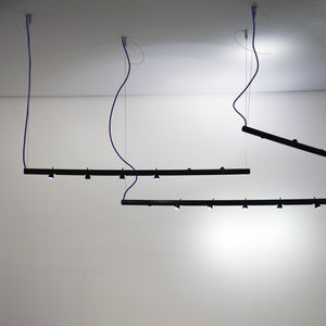Linear light fixture - All architecture and design manufacturers ...