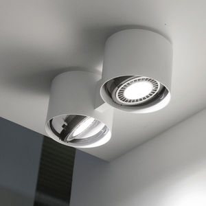 ceiling mounted spotlight indoor led round ceiling mounted spot light