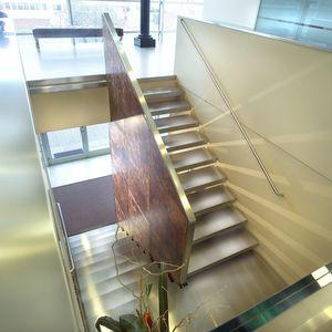 Straight Staircase / Half Turn / Circular / Wooden Steps