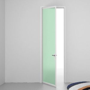 interior fitting glass panel / for doors / laminated / translucent & Door glass panel - All architecture and design manufacturers - Videos pezcame.com
