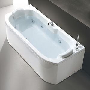Acrylic bathtub   double   hydromassage   chromotherapyDouble bathtub   All architecture and design manufacturers   Videos. 2 Person Soaking Tub Freestanding. Home Design Ideas