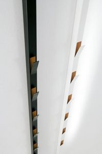 Wall Mounted Coat Rack / Contemporary / Steel