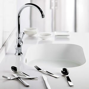 Single bowl kitchen sink composite integrity due cosentino single bowl kitchen sink composite workwithnaturefo
