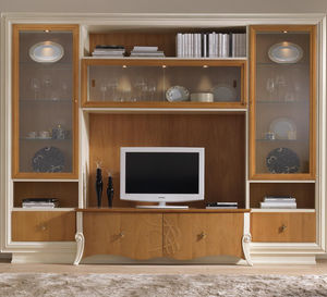 Wooden TV cabinet All architecture and design manufacturers Videos