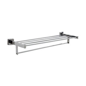 more than 3 bars towel rack wallmounted stainless steel for hotels