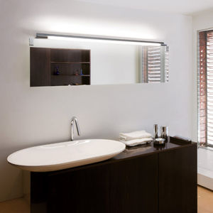 Contemporary wall light / bathroom / aluminum / LED - LINESTRA by ...