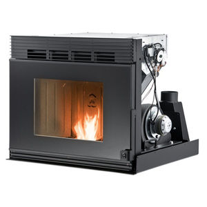Pellet fireplace insert - All architecture and design manufacturers ...